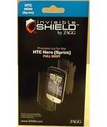 Zagg Invisible Shield HTC Hero Sprint Full Body Shield - $10.48