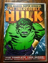 The Hulk Complete 1966 Animated Series DVD - $39.95