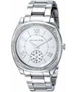 Michael Kors 'Bryn' MK6133 Crystal Bezel Bracelet Watch, 40mm - Silver - $113.75
