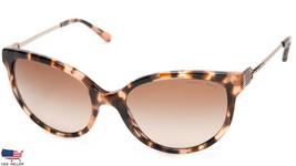 New Michael Kors MK2052 Abi 315513 Tortoise /BROWN Sunglasses 55-18-140 B46mm - $58.40