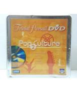 Trivial Pursuit DVD Pop Culture 2 Board Game Parker Brothers 2007 2-4 Pl... - $19.39