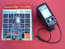 Vintage National PE 200 Camera Flash from Japan - $19.00