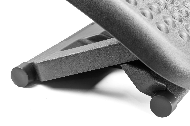 Best Foot Rest Under Desk Adjustable Height Office Ergonomic Portable Comfort