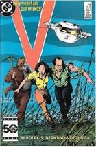 V TV Series Comic Book #8 DC Comics 1985 NEAR MINT - $4.50