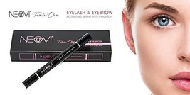 NEOVI TWO-IN-ONE 6ml Eyelash & Eyebrow Enhancing ACTIVATING SERUM with - $71.38