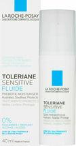 La Roche Posay - Toleriane Sensitive Fluide - Hydrates, Soothes - 40ml - $42.00