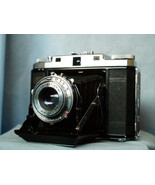 Zeiss Ikon Mess-Ikonta 524/16 120 Film Classic Rangefinder Folding Camera  - $65.00