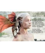 Game of Thrones Daenerys Targaryen Cool Wall Decor Art Print Poster 36x2... - $26.50