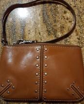 Michael kors leather wristlet - £19.11 GBP