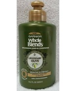 Garnier Whole Blends LEAVE-IN CONDITIONER Replenishing Olive 10.2 oz/300... - $9.90