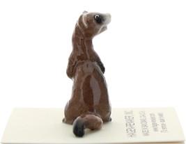 Hagen-Renaker Miniature Ceramic Figurine Ferret Standing image 2