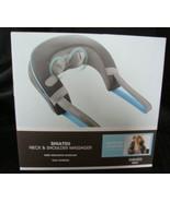 NEW Homedics  Neck & Shoulder Deep Kneading Shiatsu Massager Model # NMS... - $24.99