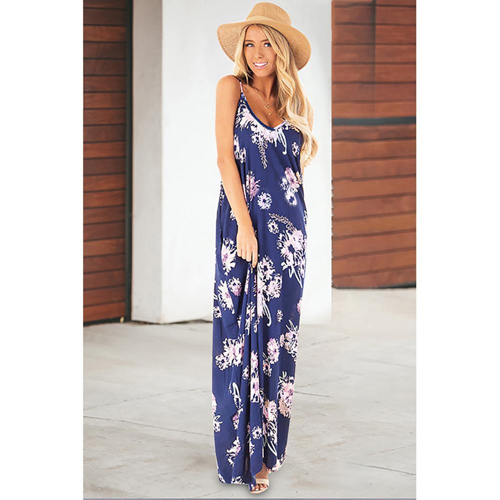 Fashion Women  Women Summer Beach Skirts Summer Party Gowns 2019 Summer