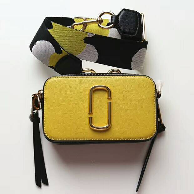 d7771758cbcd Qq 20180607211145. Qq 20180607211145. Previous. Used Marc Jacobs Snapshot  Small Camera Bag Crossbody Bag Sunshine