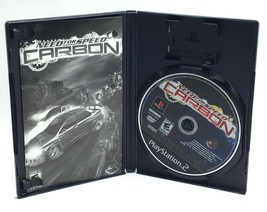 Need for Speed Carbon / PlayStation 2 PS2 / 2006 Black Label Video Game ... - $17.00