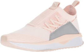 Puma tsugi jun salmon pink sneaker with side lace - $37.95