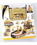 BOYS HAVE FUN TOYS Special Forces Military Base Hot Back Pack Wheels Car... - $15.99