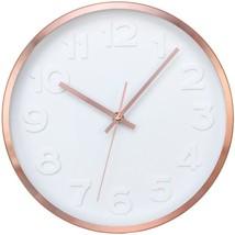 Timekeeper 668024 Copper II Wall Clock - $50.03