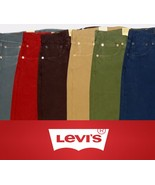 Levis 501 Original Fit Jeans Many Sizes Colors Men's Green Red Blue 30 3... - $41.16+