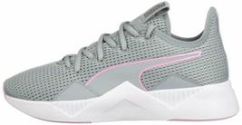 PUMA INCITE FS COSMIC Quarry / Pale Pink Women's Sneakers 192452-01 - $64.00