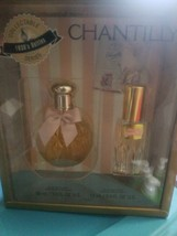 Chantilly  Spray 3 oz & .4oz  Collectable 1930 bottle series - $19.34