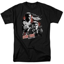 Star Trek t-shirt Balance of Terror Retro Sci-Fi TV series graphic tee CBS720 image 1