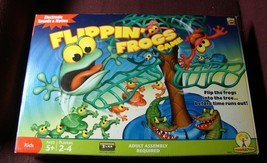 Flippin Frogs Electronic Sounds Game by Matte-COMPLETE - $19.99