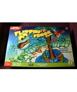 Flippin Frogs Electronic Sounds Game by Matte-COMPLETE - $32.00