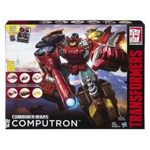 Transformers Generations Combiner Wars Computron Collection Pack NEW SEALED - $233.75