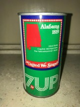 7 UP UNCLE SAM CAN 1976, ALABAMA - COMPLETE YOUR COLLECTION!! - $7.99