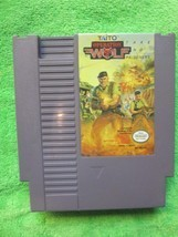 Nintendo Operation wolf Take No Prisoners game ... - $6.00