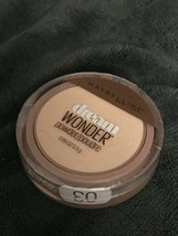 Maybelline Dream Wonder Compact Face Pressed Powder-03 Light Ivory - $7.61