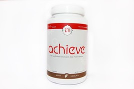 Zrii Achieve Mix Soy Protein Dutch Chocolate Flavor Meal Replacement Exp... - $48.62