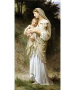 Innocence by William Bouguereau Baby Christ Child Lamb Religious Christi... - $49.49