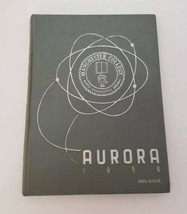Manchester College Yearbook 1956 Aurora Machester, Indiana FREE SHIPPING - $25.36