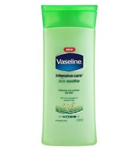 Vaseline Intensive Care Aloe Soothe Body Lotion 100ml/300ml NON STICKY - $9.89+