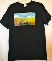Disney Walt Before Disney T-Shirt A Film About Walt Disney Black Large - $12.99
