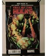 Fall Of The Hulks: Red Hulk #1 march 2010 - $4.50