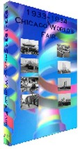 Chicago World's Fair 1933-34 Film Collection DVD - $18.99