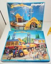 Playmobil Geobra Box Only 3720 Romani Circus Big Top 1992 Box Only - $58.99