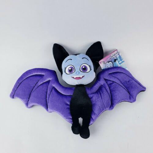 Disney Store Vampirina Bat Plush Doll 8 1/2 Inch H X 13 Inch W Wingspan New #t5