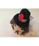 disney parks tsum pirates of the caribbean captain jack sparrow plush ne... - $4.15