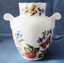 Handled Aynsley Bone China Miniatures  Cottage Garden Bud Vase - $12.86