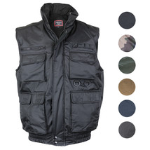 Men's Multi Pocket Military Fishing Hunting Utility Tactical Vest FV-126 image 1