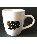 Clay Art Bride Squad Bachelorette Party Gold Oversized Ceramic Coffee Mu... - $29.99