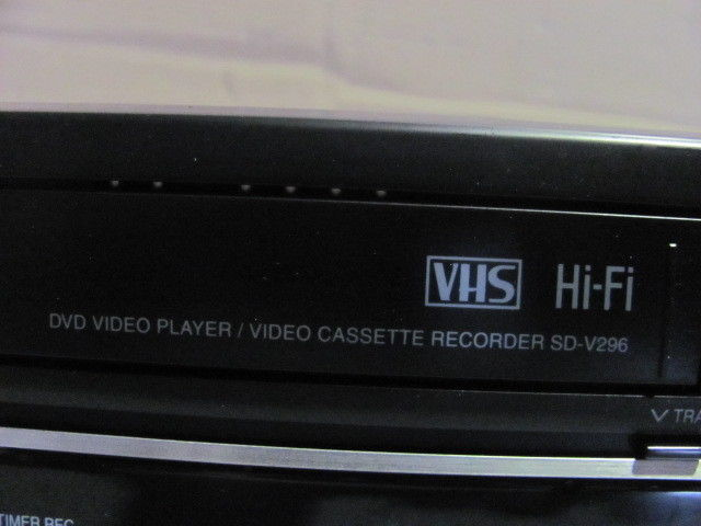 OEM toshiba DVD Video player/video cassette and 50 similar items