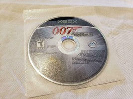 007 Everything Or Nothing Video Game Microsoft Xbox - GAME DISC ONLY - $6.83