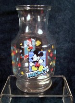 Disney's Mickey Minnie Mouse Anchor Hocking Glass Juice Beverage Carafe ... - $15.00