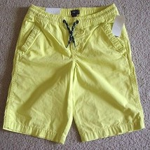New Gap Boys Pull-On Shorts Clear Lime Color Size XL - $19.79