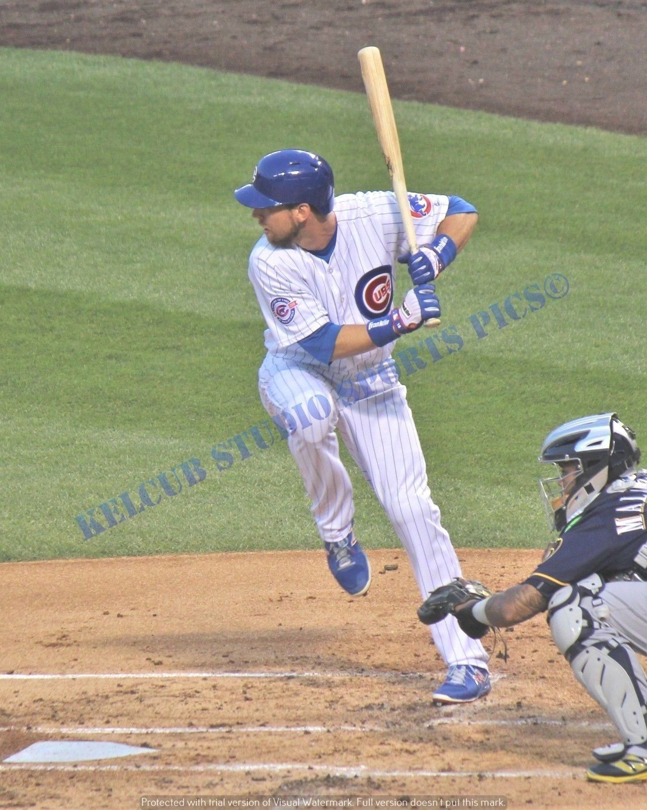 Primary image for Original Ben Zobrist Chicago Cubs Pic Various Sizes World Series MVP PhotoArt